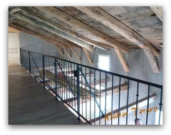 Rampe mezzanine