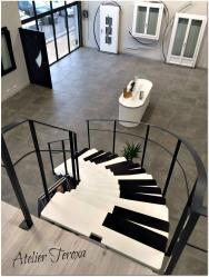 Escalier balance 1